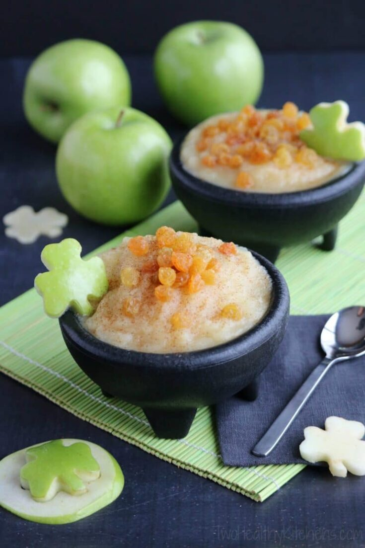 Naturally Sweetened Pot o' Gold Applesauce