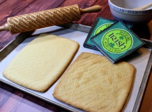 Traditional Irish Shortbread