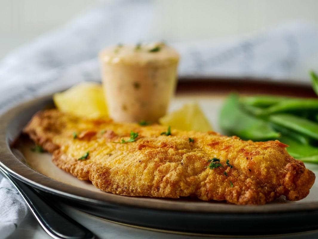 Air Fryer Catfish