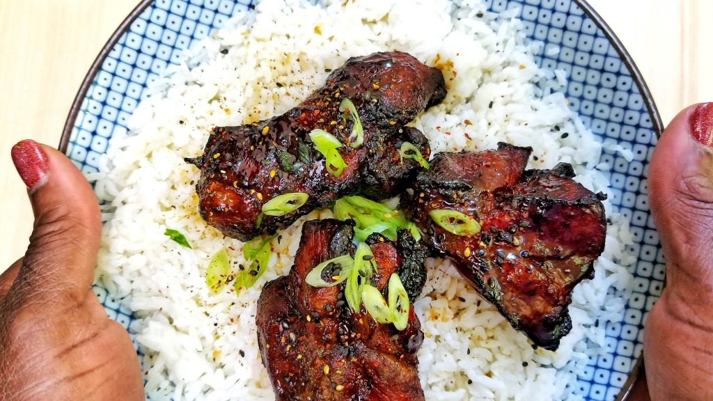 Air Fryer Country Style Ribs