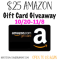 #Win $25 Amazon GC