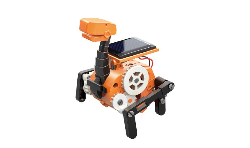 Enjoy STEM Inspired Fun with SolarBots Solar-Powered ...