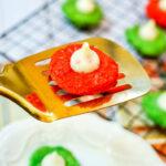 Sweet Sugar Cookie Kiss Cookies