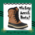 Enter to Win Lugz Anorak Waterproof Boots!