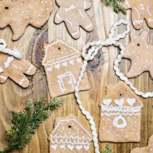 favorite Salt dough christmas ornaments