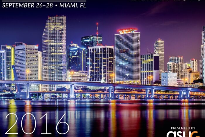 ASUG Business One Conference