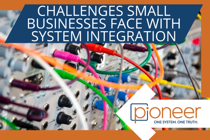 System integration challenges for small businesses can be detrimental to business growth.