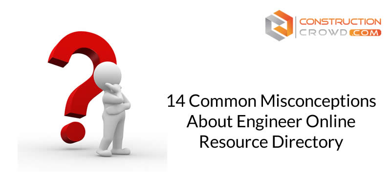 14 Common Misconceptions About Engineer Online Resource Directory