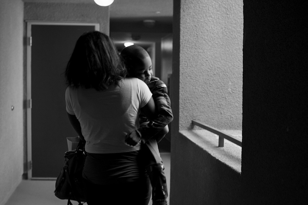 los angeles family documentary photography