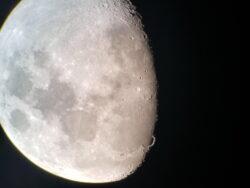 LUWD #0005 – Cell Phone Lunar Photography, Almach, Star Colors, Messier Marathon