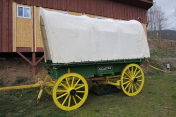 Carver Covered Wagon
