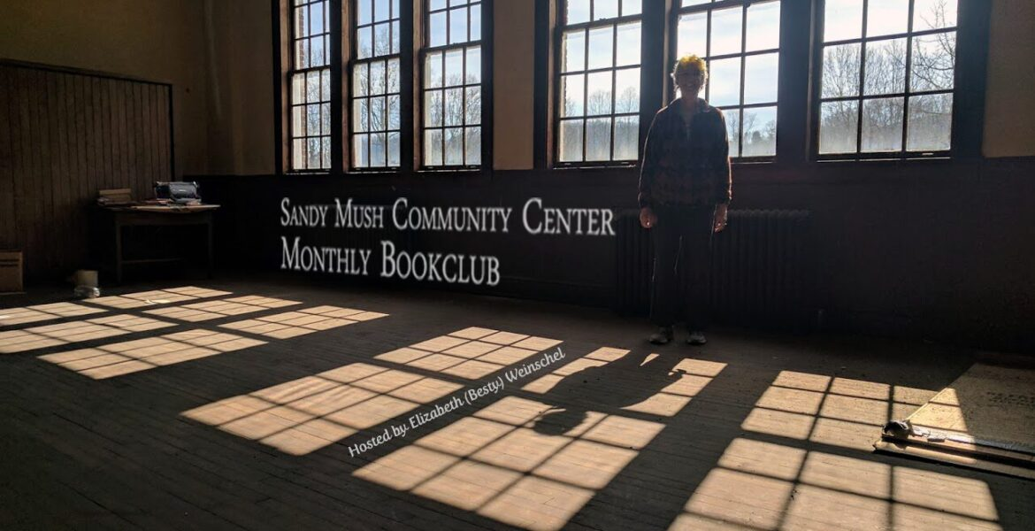 Sandy Mush Community Center Book Club