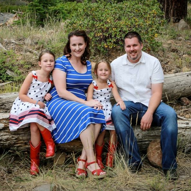 Jessica & Chris Busman Family- Surrogacy Partnership