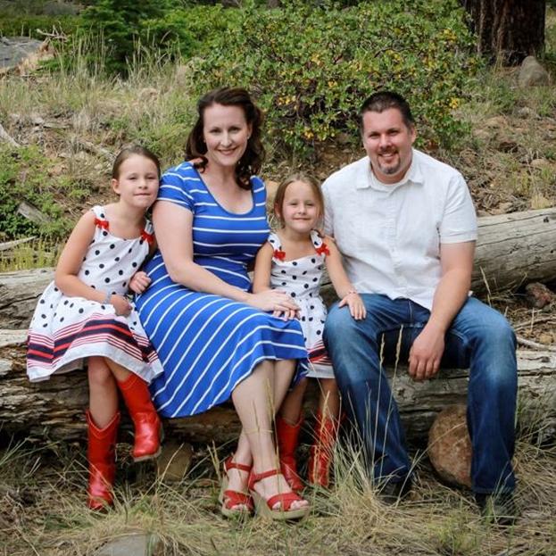 Jessica & Chris Busman Family- Surrogacy Partnership