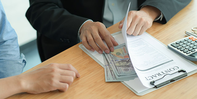 Settlement & Mediation Payment