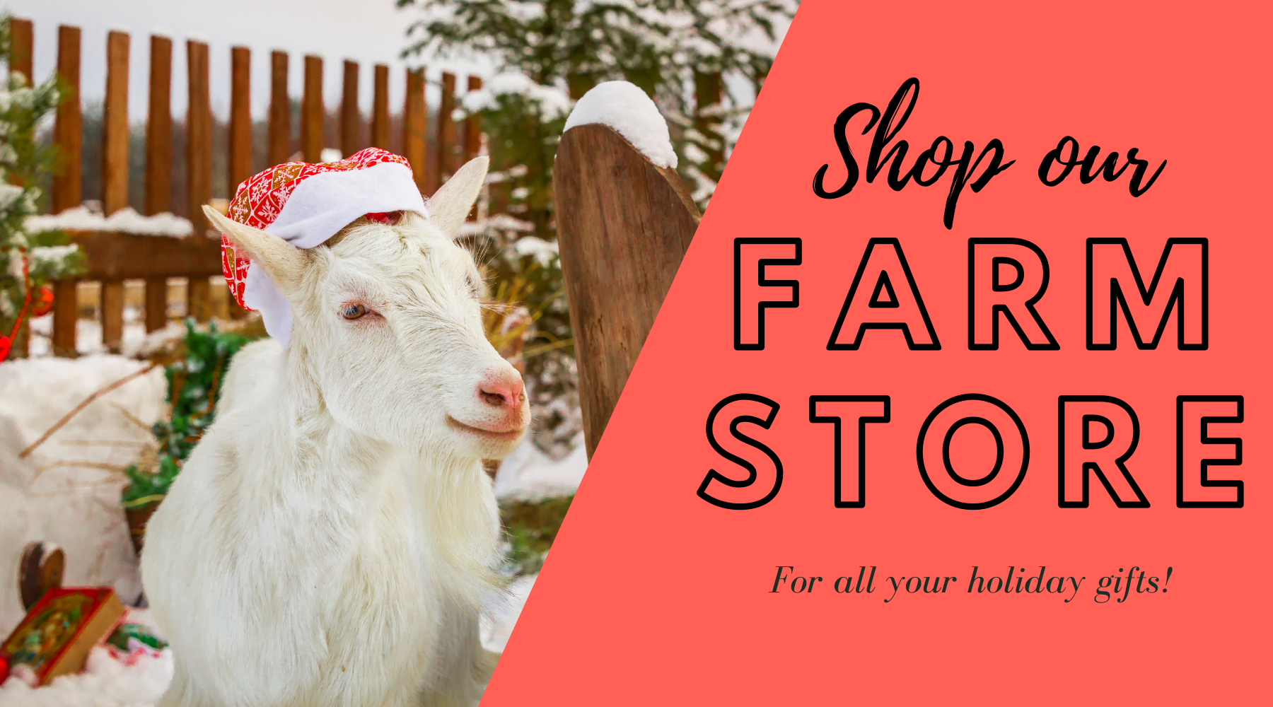 shop our farm store for all your holiday gifts at hudson valley kinders farm