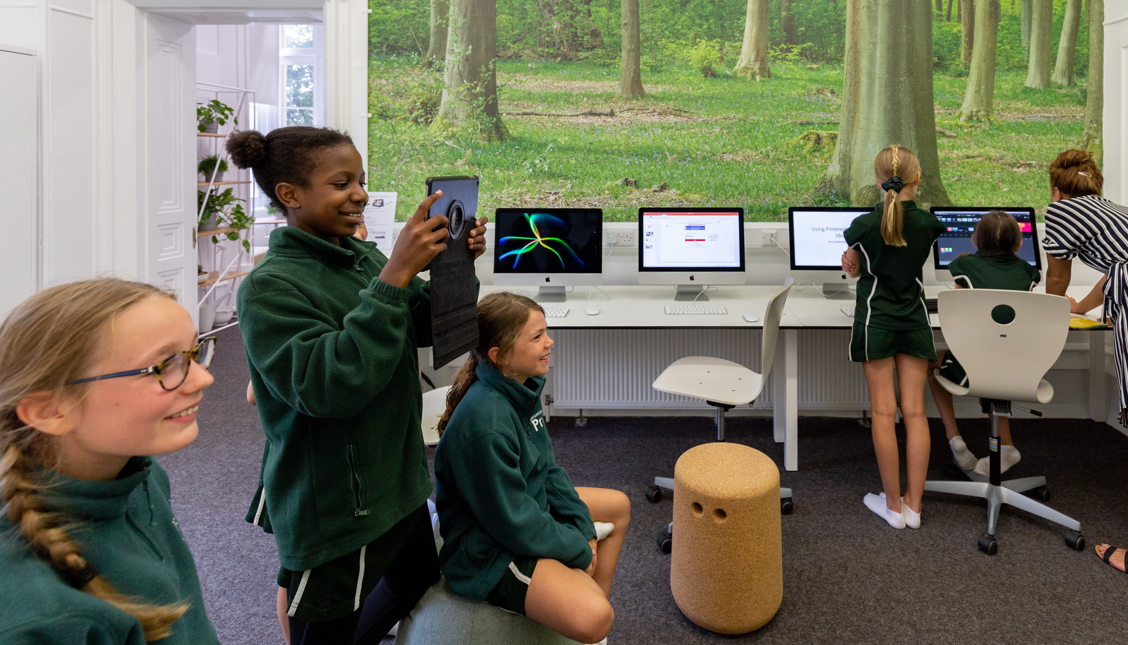 School Innovation: VR Headsets or a Cardboard Box?