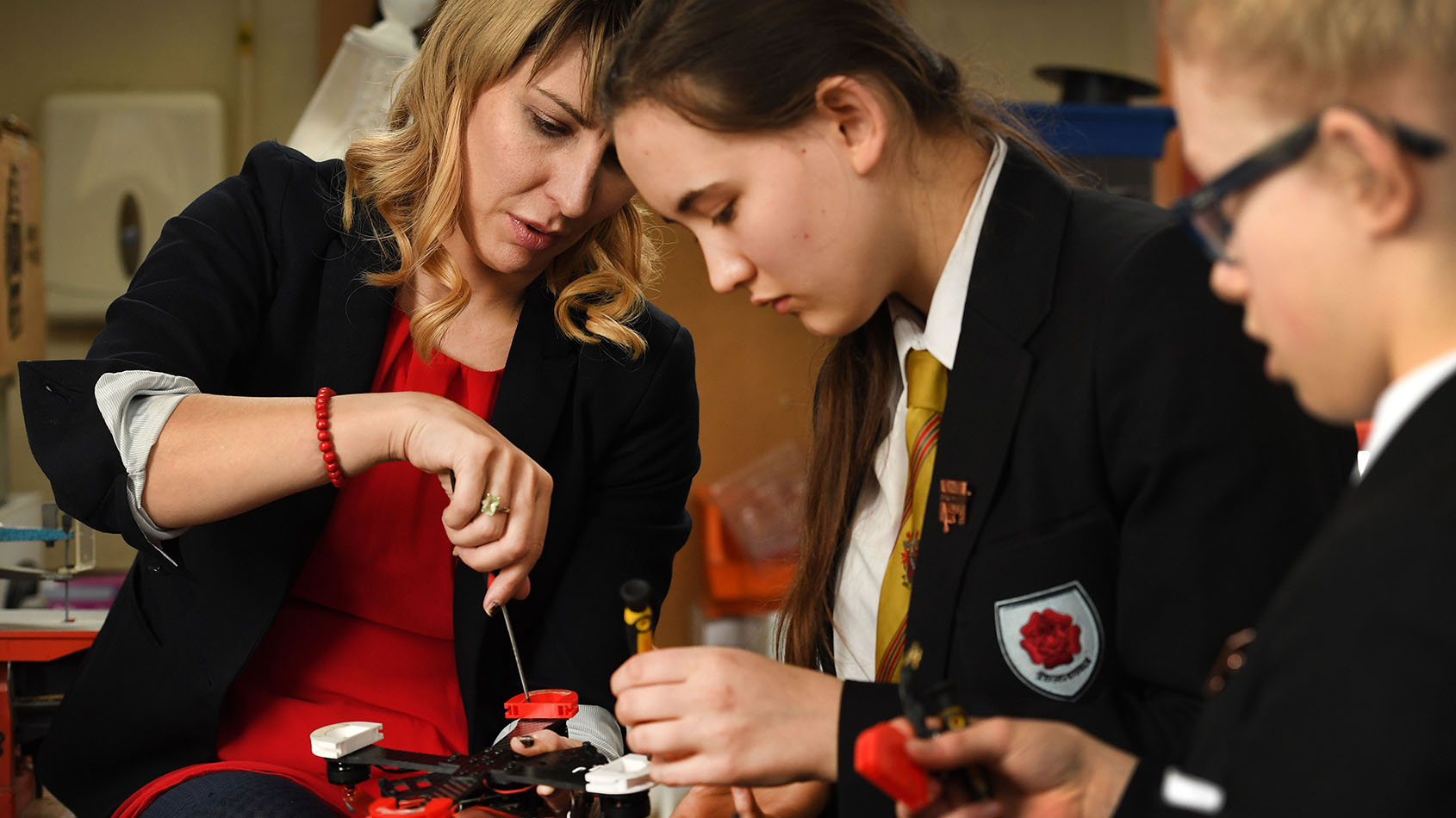 Makerspaces in Education