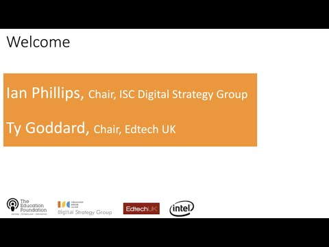 The Developing Digital Launch - Ian Phillips - Welcome and The Guide