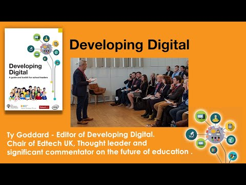 Developing Digital Launch - Ty Goddard - Our Challenges #DevelopingDigital