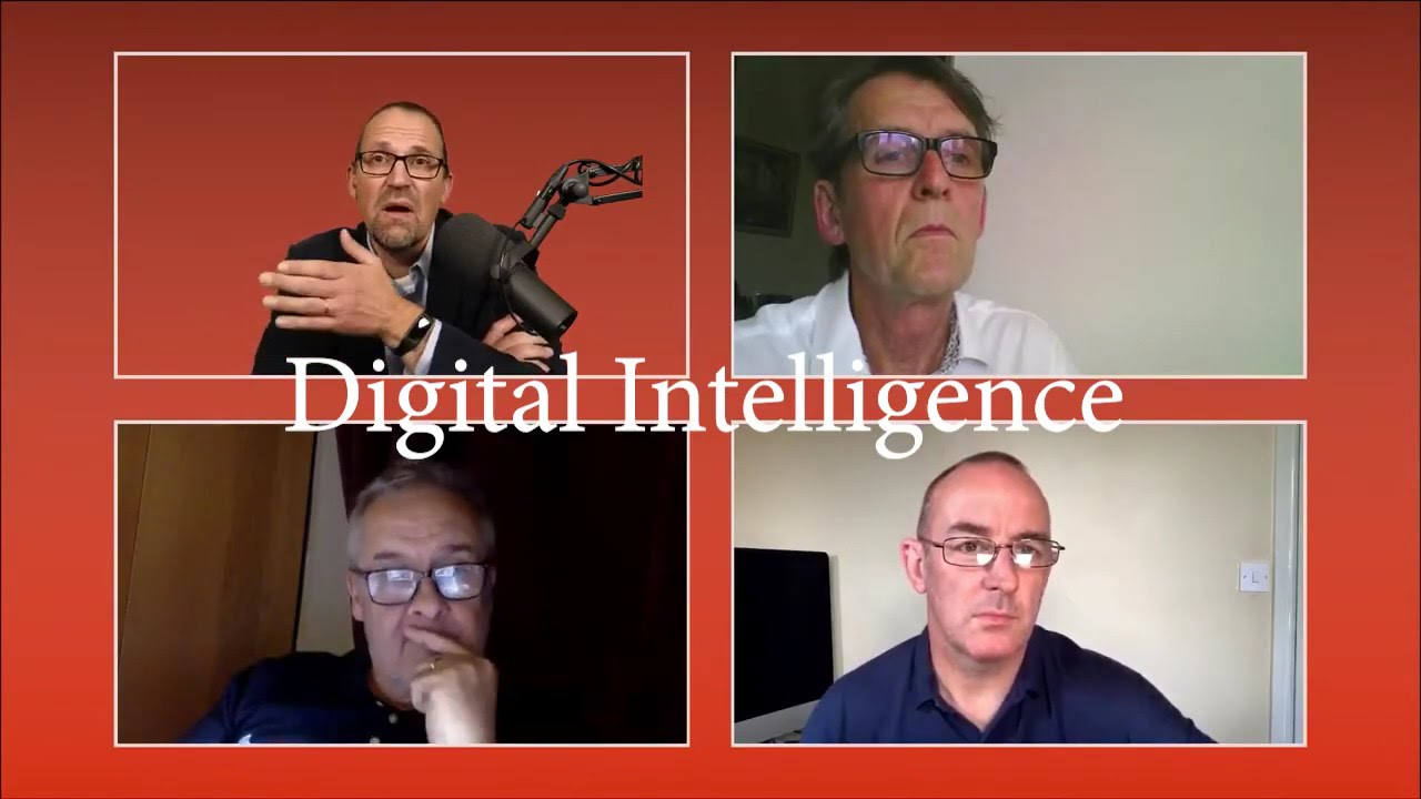 Digital Intelligence Clip from The Future of Work 010