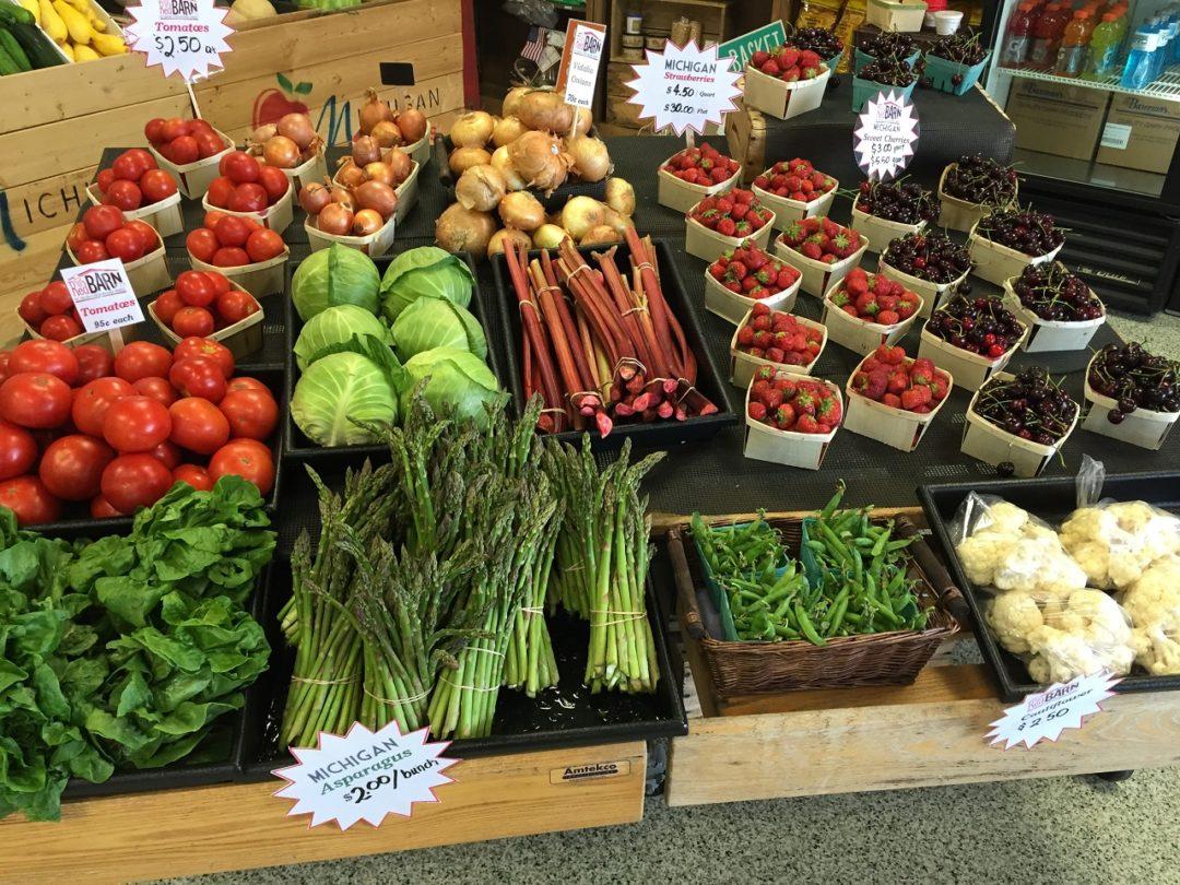 Red Barn Produce
