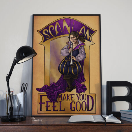 Scanlan Make You Feel Good