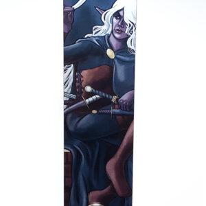 La Roublarde – The Rogue Metal Bookmark