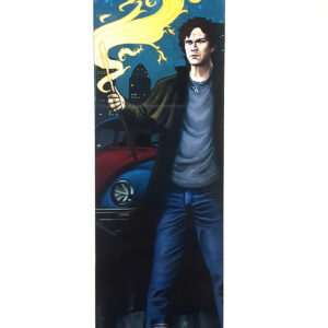 Conjure By It At Your Own Risk – Harry Dresden Metal Bookmark