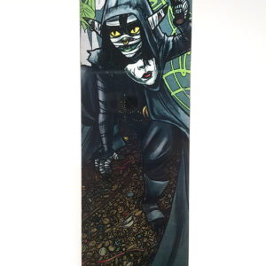 Critical Role – Sugar and Spice and Shinies – Nott the Brave  Metal Bookmark