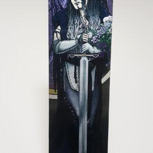 Critical Role – Forsaken – Yasha Metal Bookmark