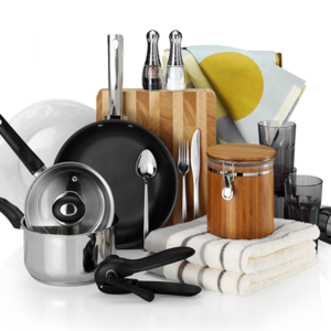HOUSEWARES & COOKING