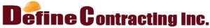 Define Contracting Logo