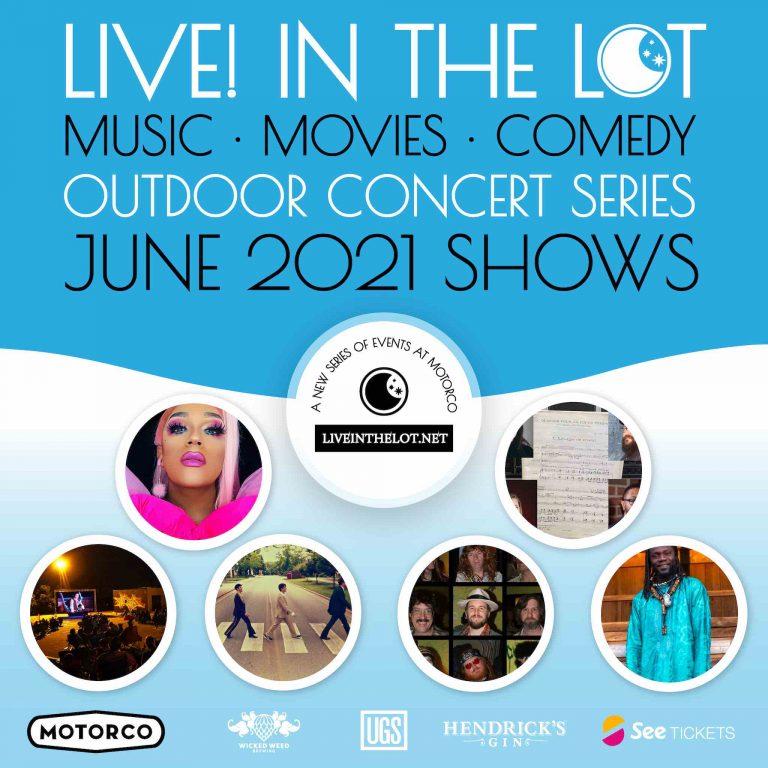 Live! In The Lot: Music, Movies, and Comedy Return