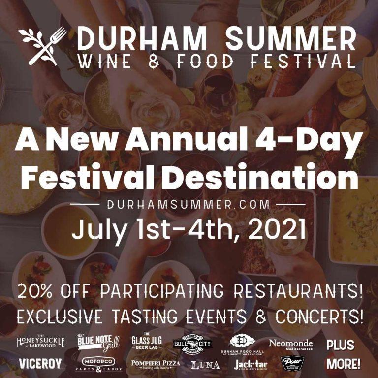 Announcing Durham Summer!
