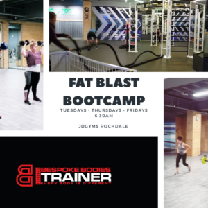 Fat loss bootcamp