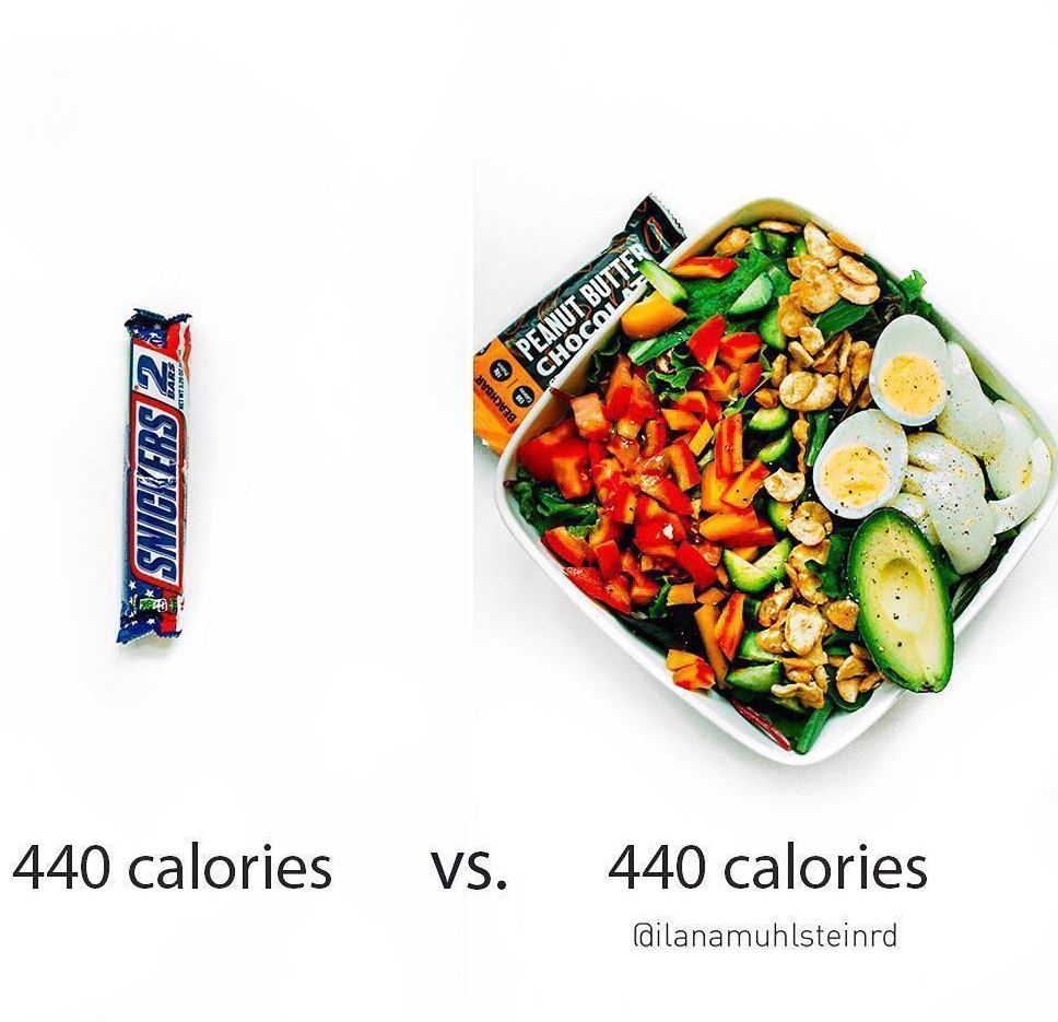 Flexible dieting or strict nutrition