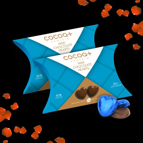 Protein Chocolate Valentines Day