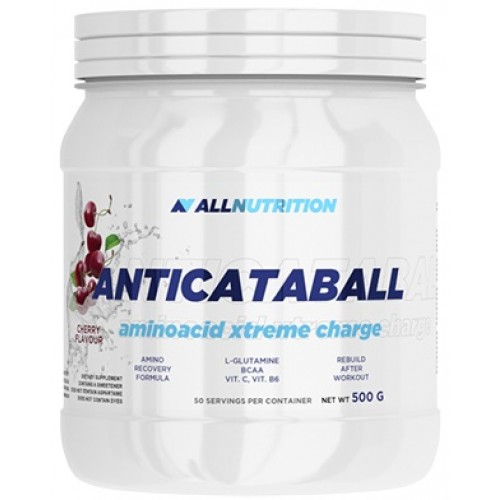 Anticataball Aminoacid Xtreme Charge, Strawberry - 500g