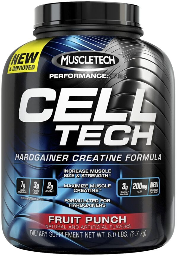 Cell-Tech, Orange - 2700g