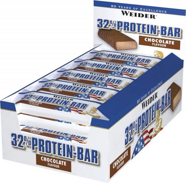 32% Protein Bar, Coconut - 24 bars