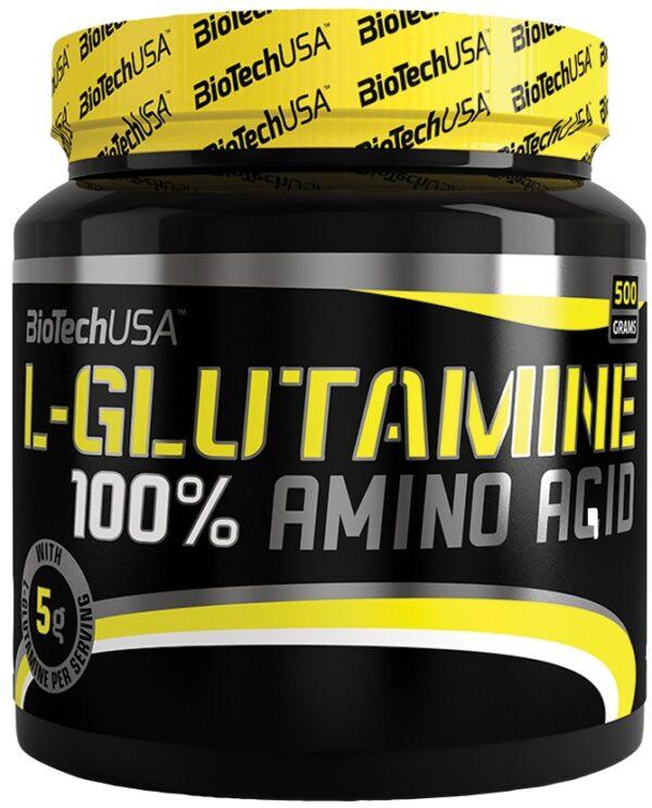 100% L-Glutamine, Unflavoured - 500g