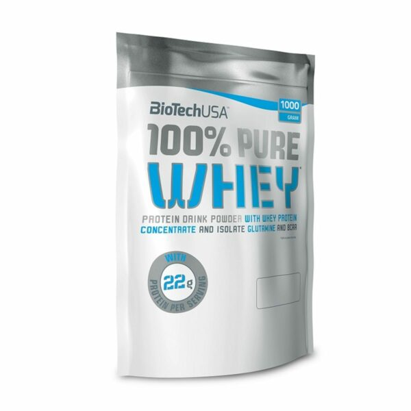 100% Pure Whey, Chocolate Peanut Butter - 1000g