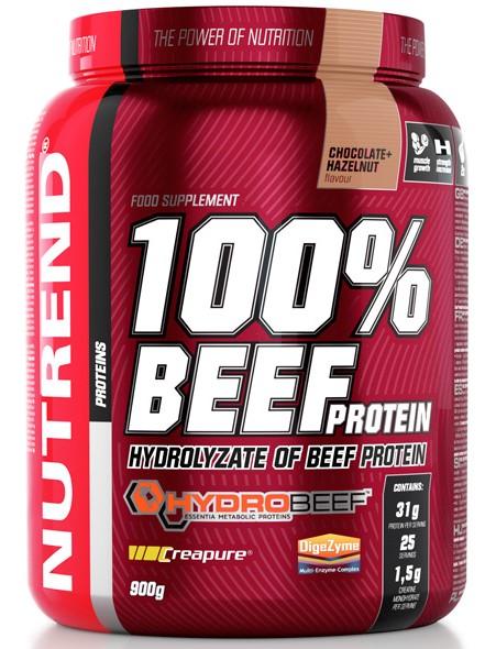 100% Beef Protein, Chocolate Hazelnut - 900g