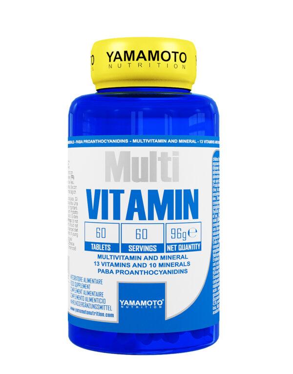 Multi VITAMIN - 60 tablets