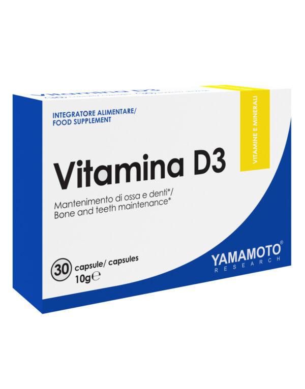 Vitamina D3 - 30 caps
