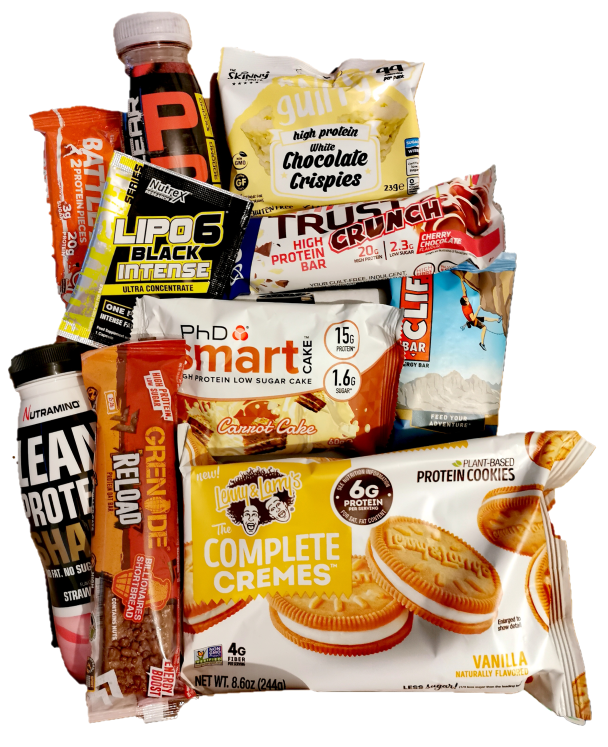 Diet Protein Box