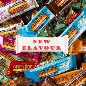 Grenade New flavour