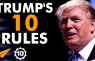 Donald Trump's Top 10 Rules For Success