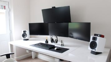 How To Get a Super Clean Gaming Setup